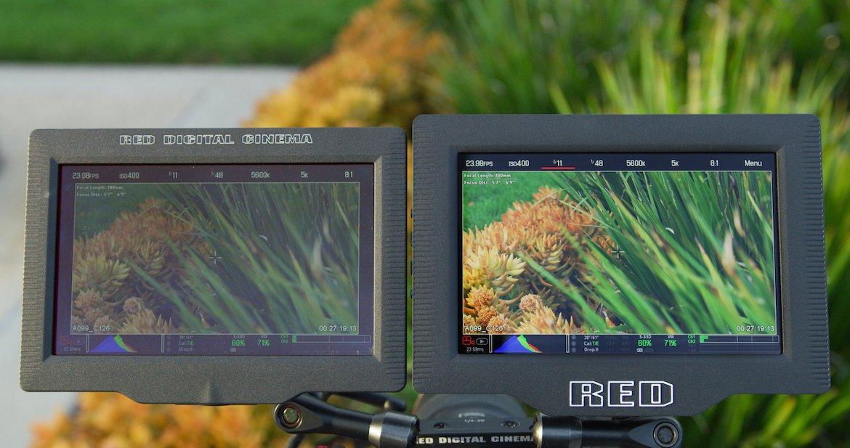 DSMC2® 7.0'' Ultra-Brite 超亮触控显示屏