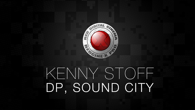 Kenny Stoff & Sound City